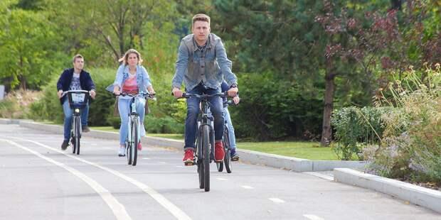 Три станции велопроката заработают в Соколе с 6 апреля
