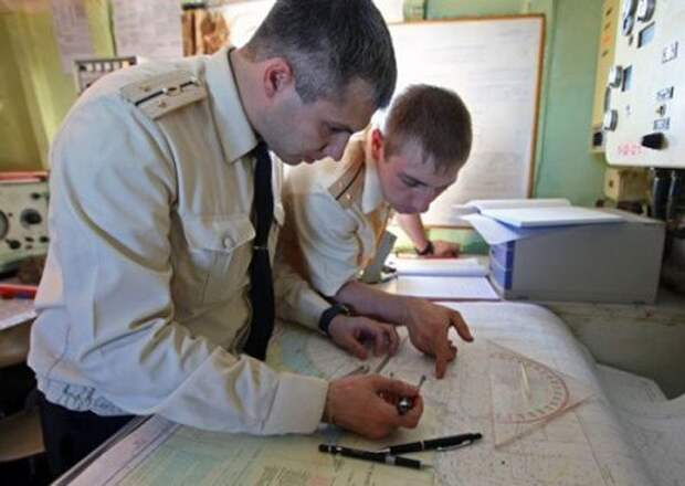 День штурмана Военно-морского флота РФ
