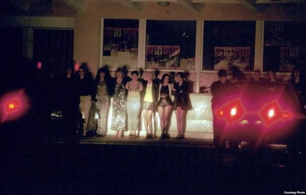 """Проституция 90-ых. Фирма """"Венера""""."""