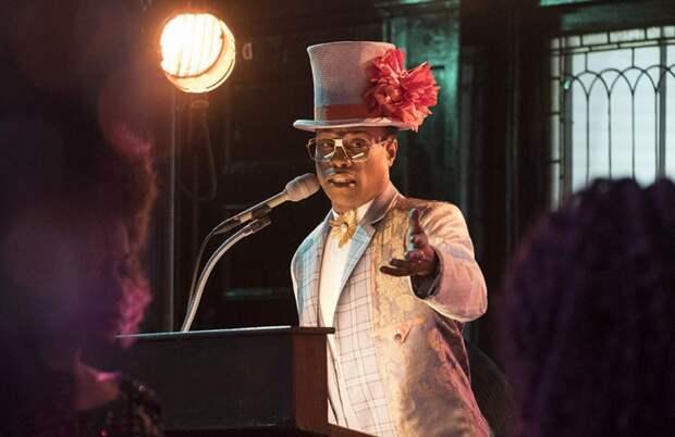 6 фактов про Билли Портера — темнокожего гея, который сыграет фею в «Золушке»