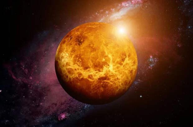 Ученые выяснили удивительные факты о Венере