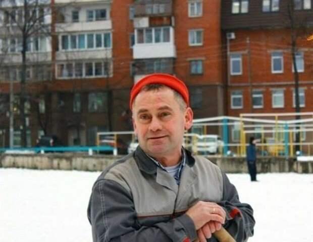 Ижевский дворник Семен Бухарин выиграл на шоу Первого канала «Я почти знаменит»