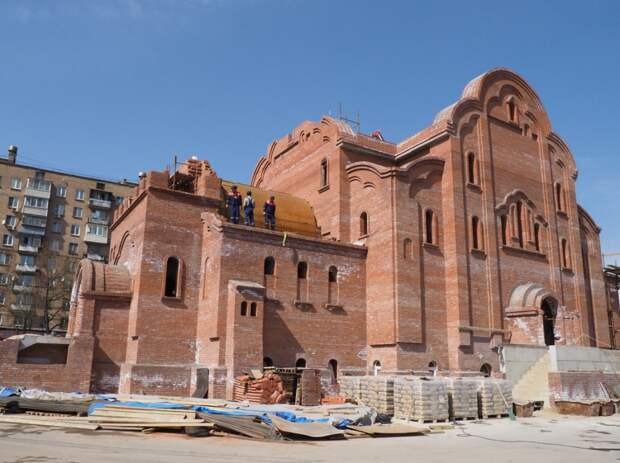 Росписи Васнецова обнаружили во время реставрации храма в Алексеевском