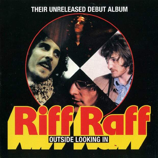 Riff Raff. Outside Looking In Год выхода: 1999 (recorded in 1972)