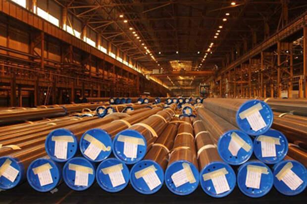 """""""Северсталь"""" отгрузила около 16 тыс. тонн труб большого диаметра для """"Арктик СПГ 2"""""""