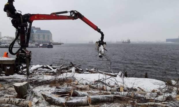 ВАрхангельске соединят участки набережной между Красной пристанью иМолодёжным сквером