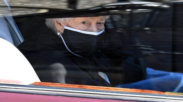 Елизавета II нарушила давнюю традицию после похорон принца Филиппа