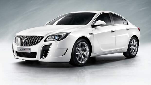Buick Regal GS China '2013–17