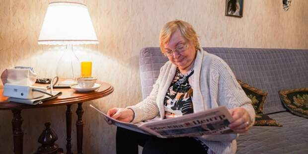 Блокировка соцкарт для перешедших на домашний режим поможет сохранить здоровье пожилых