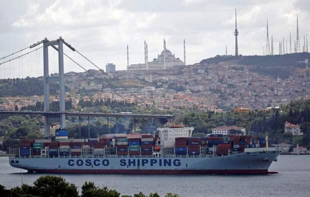 Чем грозит РФ строительство Турцией канала-дублера Босфора