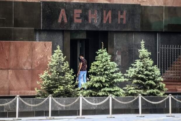 В РПЦ предложили открыть в Мавзолее Ленина музей