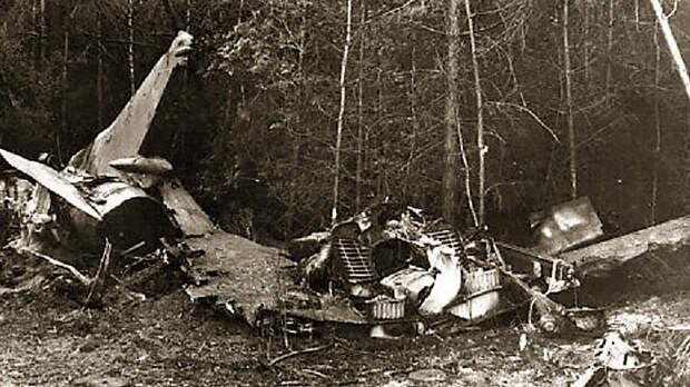 Обстоятельства смерти первого космонавта