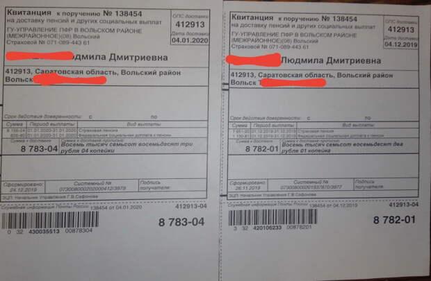 Курганская бабушка, получившая прибавку к пенсии в 1 рубль, обвинила государство в издевательствах