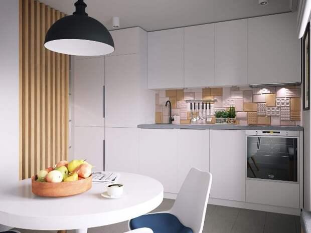 Кухня 20 кв м, дизайн в квартире: особенности, варианты, идеи (93 фото)