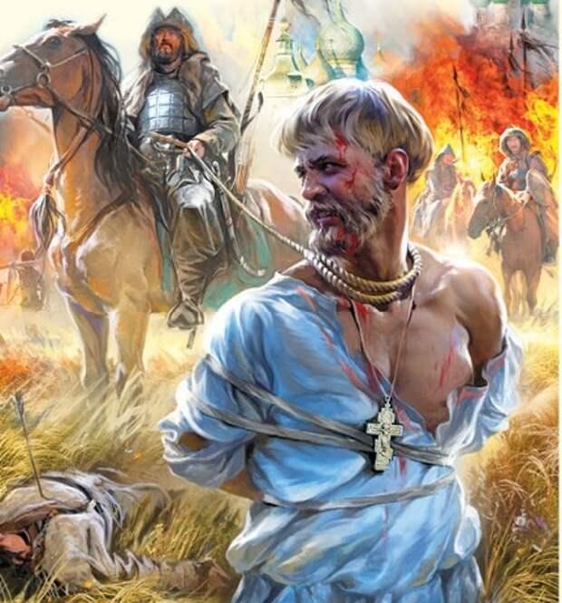 О набегах казанских татар на Русь (XVI в.)