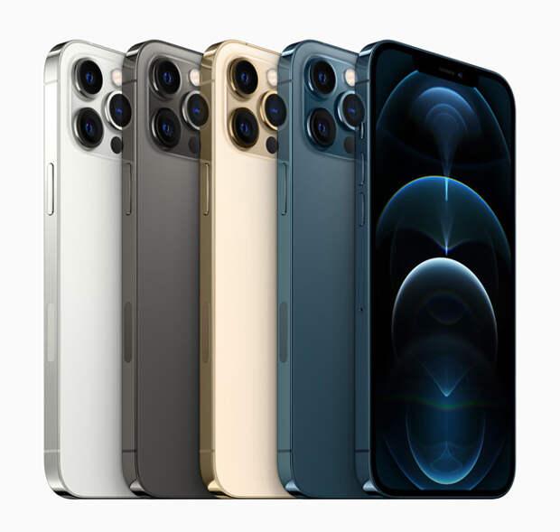 7 новых смартфонов ноября: 10 причин купить iPhone 12 Pro Max (или 12 mini)