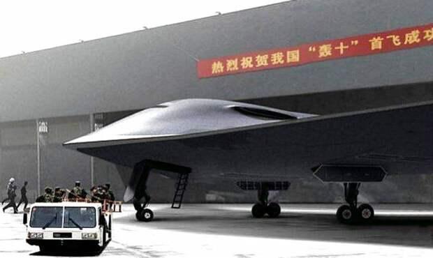 Китайский бомбардировщик H-20 позволит НОАК атаковать базы в США