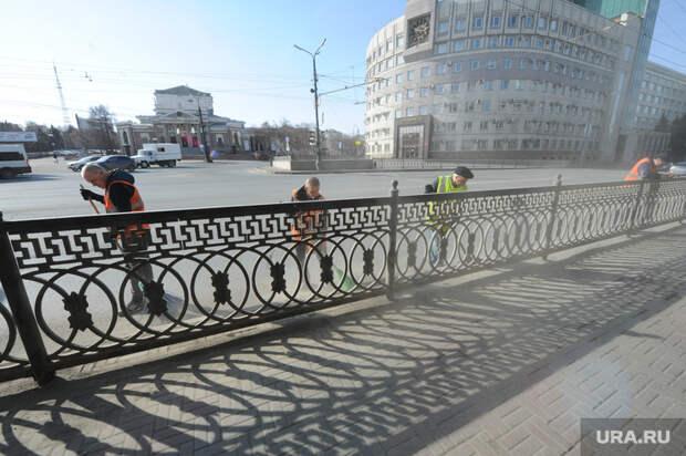 ВЧелябинске ищут способ борьбы спылевыми бурями