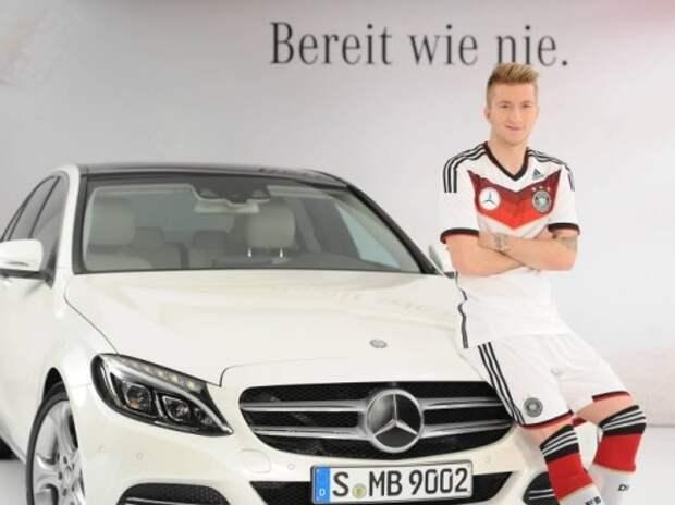 Футболист сборной Германии заплатит более 0,5 млн евро за вождение без прав