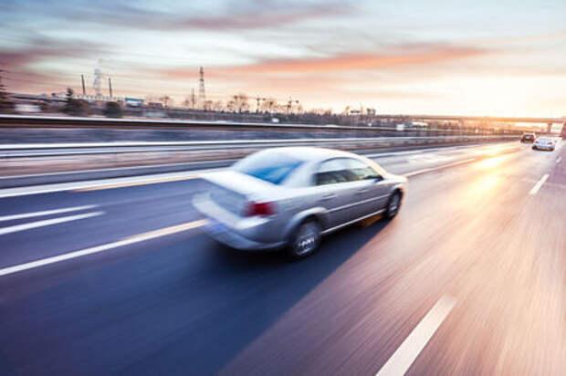 Штраф за превышение на 10-20 км/ч — правительство «за»!