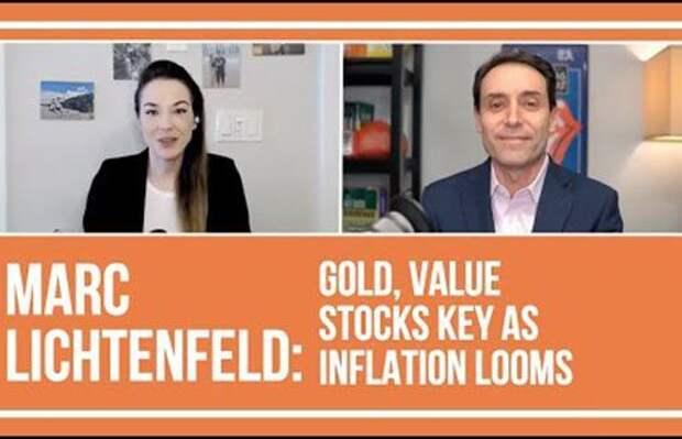 Золото и недооцененные акции — выбор в условиях грядущей инфляции