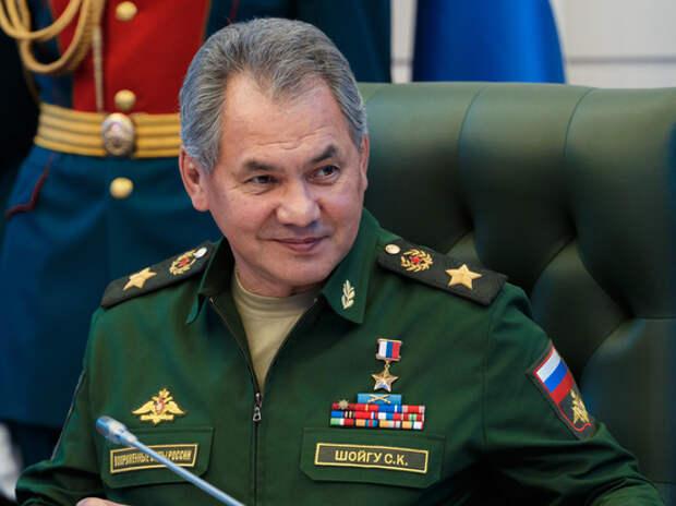 Министр обороны РФ привлёк внимание россиян обложкой своего паспорта