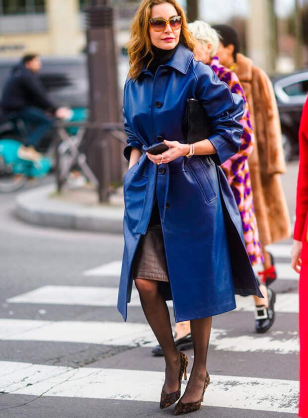 6 лучших осенних трендов , которые добавят образу элегантности