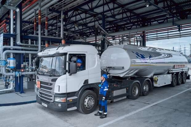 Московский НПЗ повысил производительность терминала для отгрузки топлива