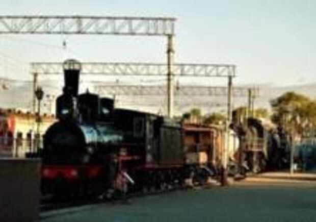 «Поезд-музей» появится на Рижском вокзале