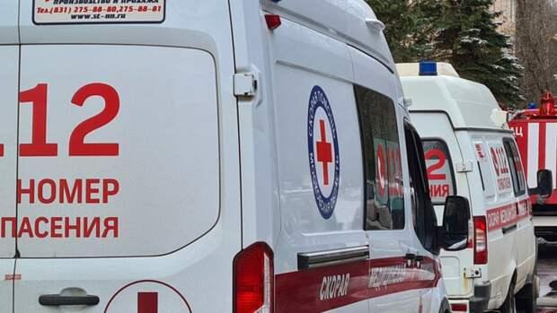 Утечка газа названа возможной причиной взрыва в доме под Нижним Новгородом