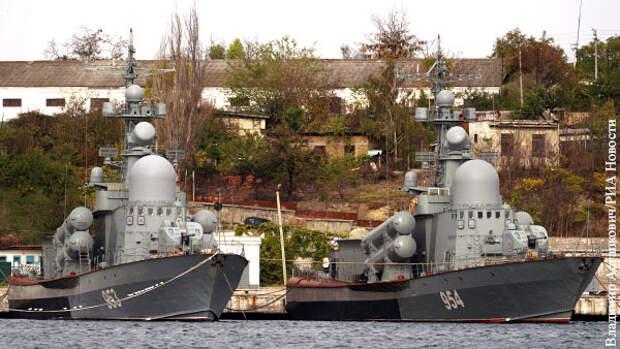 Задержанная за госизмену россиянка оказалась служащей Черноморского флота