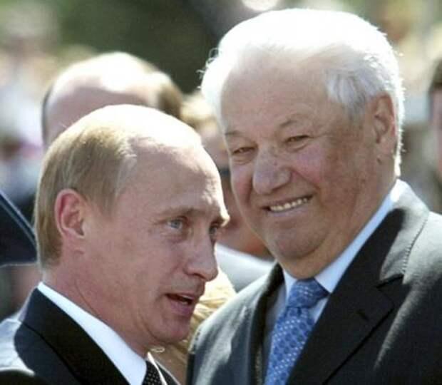 Борис Ельцин и гибель России