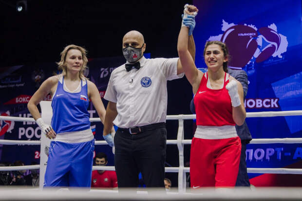 Стальной кулак и нежное сердце: как Нуне Асатрян выиграла Чемпионат России по боксу