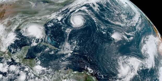 """Вслед за """"Лорой"""": новый ураган движется к юго-восточному побережью США - ТЕЛЕГРАФ"""
