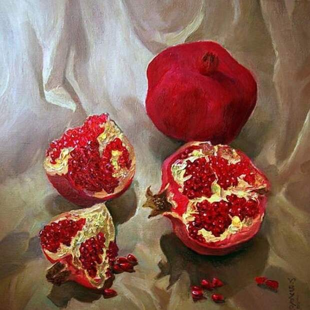 художник Валерий Сыров картины – 23