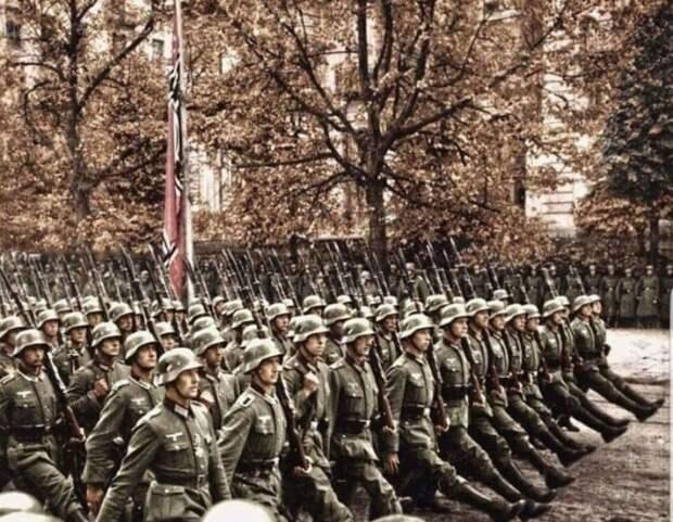 Германия была готова к войне.  Фото: yandex.by.