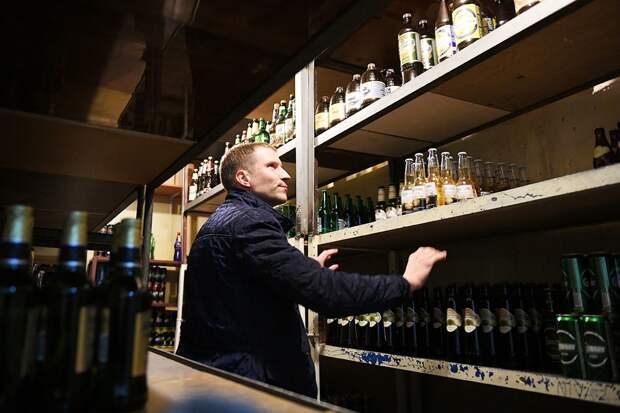 Как при выборе алкоголя не нарваться на подделку