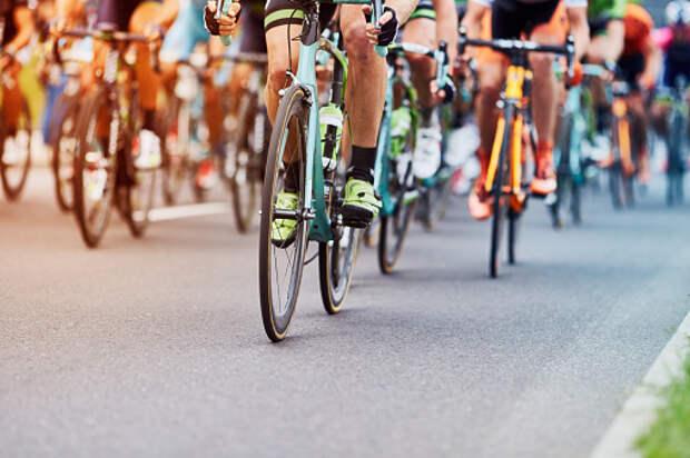 В спорткомплексе на Олонецком проезде состоится велозаезд
