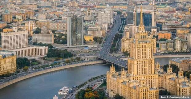 Совокупный рост за услуги ЖКХ с 1 января в Москве будет ниже уровня инфляции. Фото: Е. Самарин mos.ru