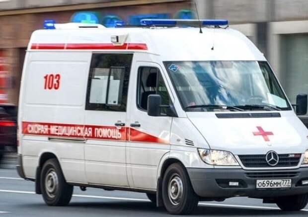 В СВАО за неделю в ДТП пострадали байкер, пассажирка «Киа» и 84-летний пенсионер