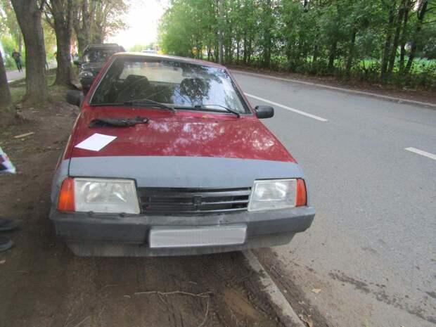 В Ижевске молодой водитель без прав сбил на пешеходном переходе 74-летнюю пенсионерку