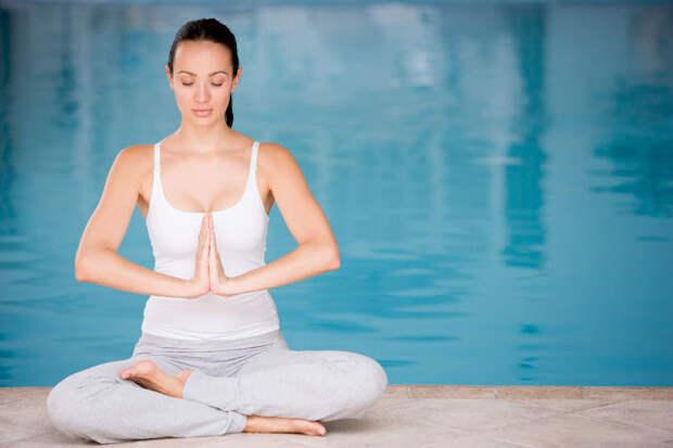 Тета медитация похудение