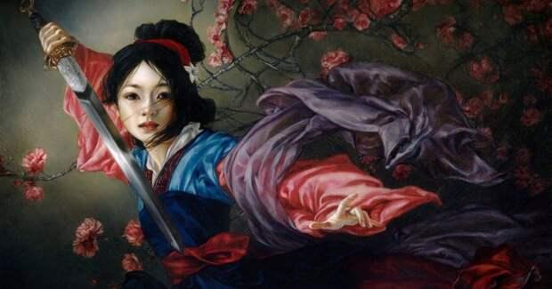 История легендарной девы-воина Мулан: правда или красивый вымысел?