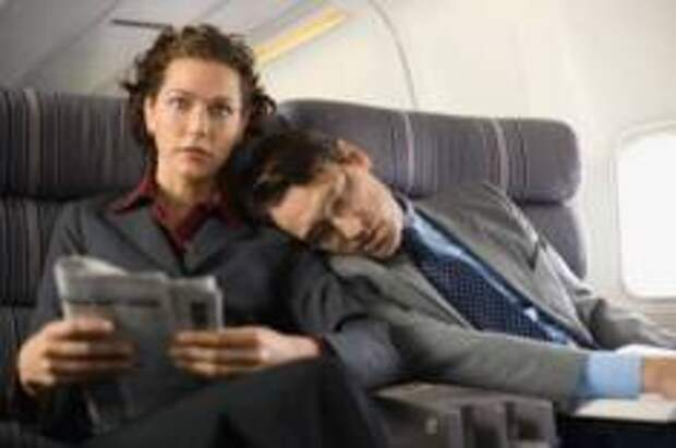 Как выбрать самое комфортное место в самолёте