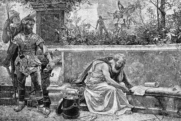 Тайна рукописи легендарного Архимеда