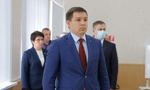 В Брюховецком районе выбрали нового главу