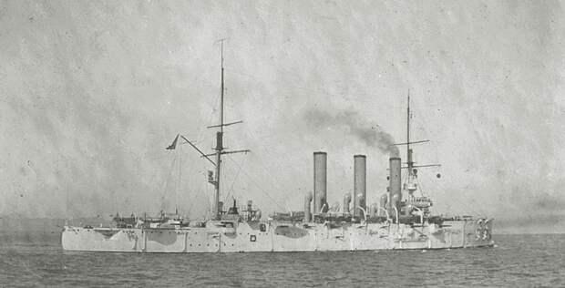 Античная богиня русского флота