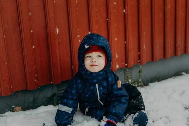 Выбираем детскую зимнюю куртку: советы заботливым родителям