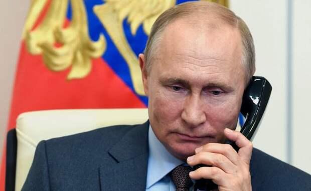 Путин впервые высказался покарабахскому конфликту
