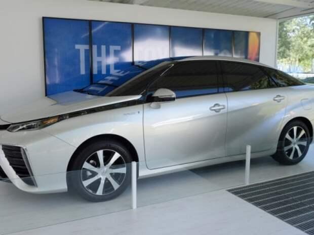 Водородные автомобили станут конкурентноспособными к 2025 году
